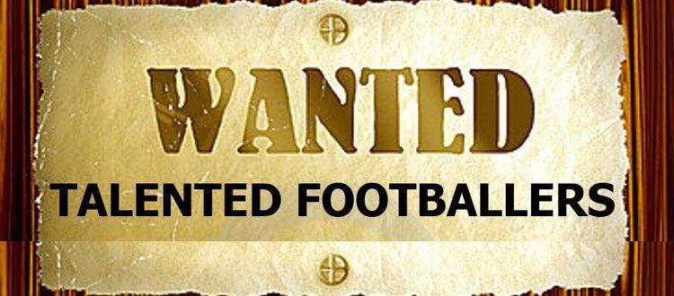 Wanted girl footballers